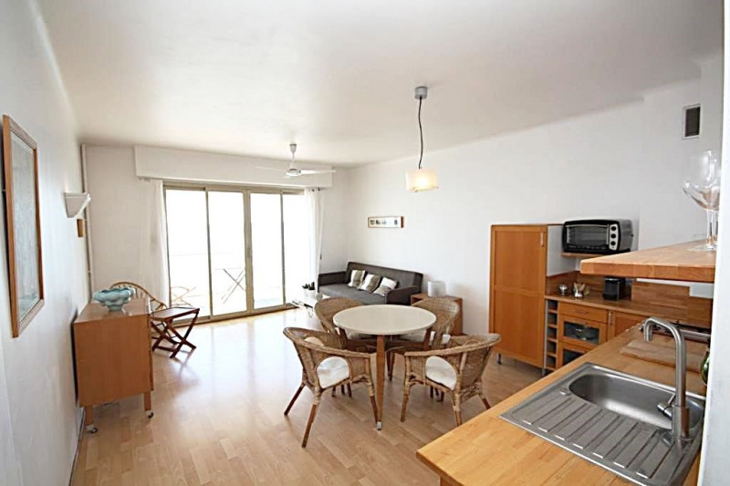 Sale apartment Juan-les-pins 379 000€ - Picture 4