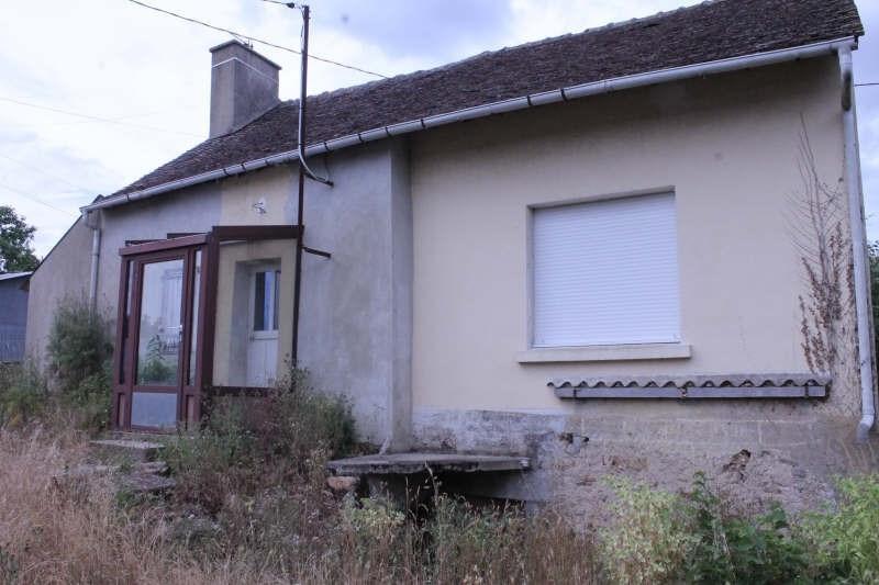 Venta  casa St ouen de mimbré 44000€ - Fotografía 1