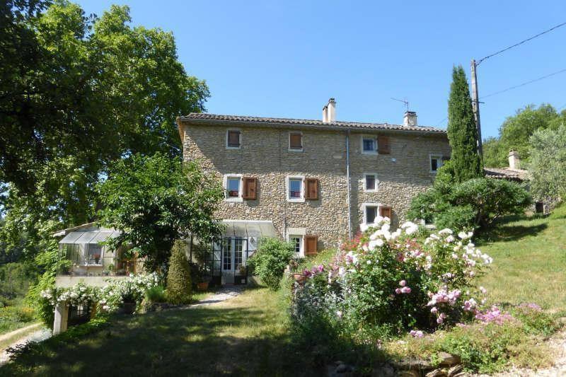 Vente de prestige maison / villa Pont st esprit 848000€ - Photo 1