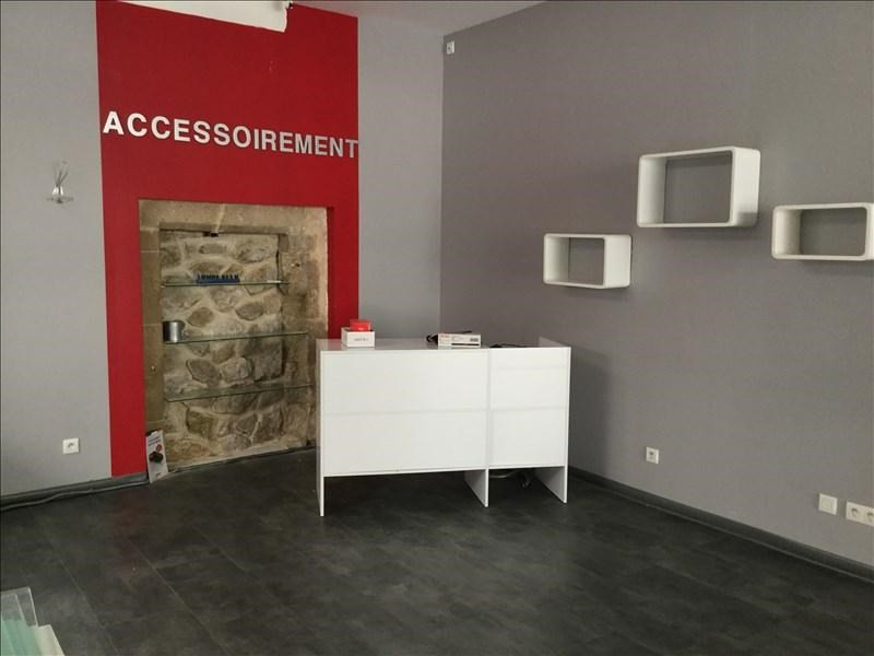 Location boutique Tournon-sur-rhone 590€ +CH/ HT - Photo 1