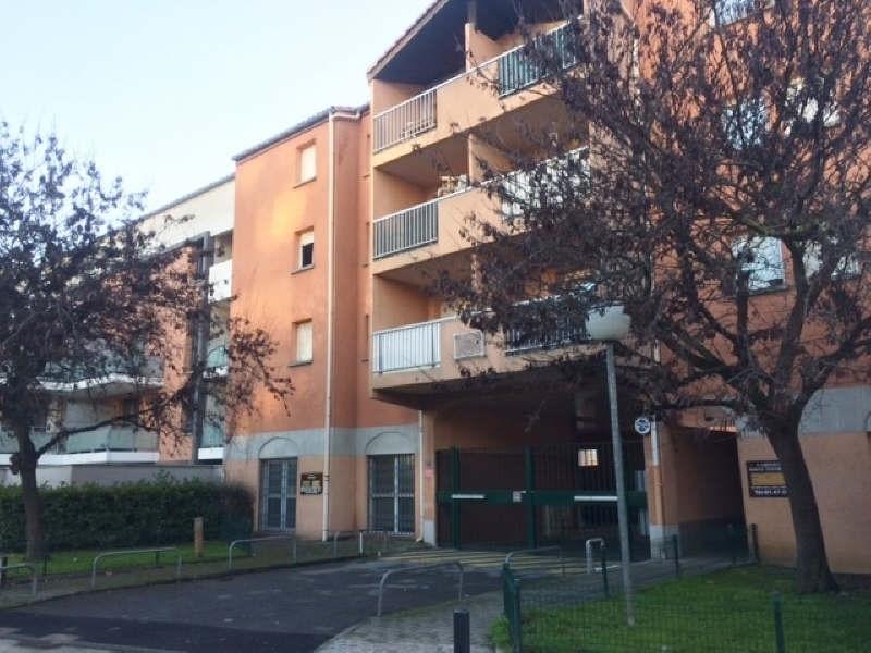 Rental apartment Toulouse 453€ CC - Picture 1