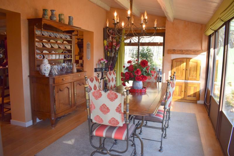 Immobile residenziali di prestigio casa Bagnols-en-forêt 998000€ - Fotografia 12