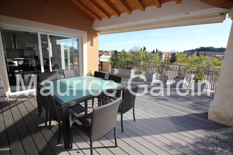 Revenda residencial de prestígio apartamento Orange 1195000€ - Fotografia 8
