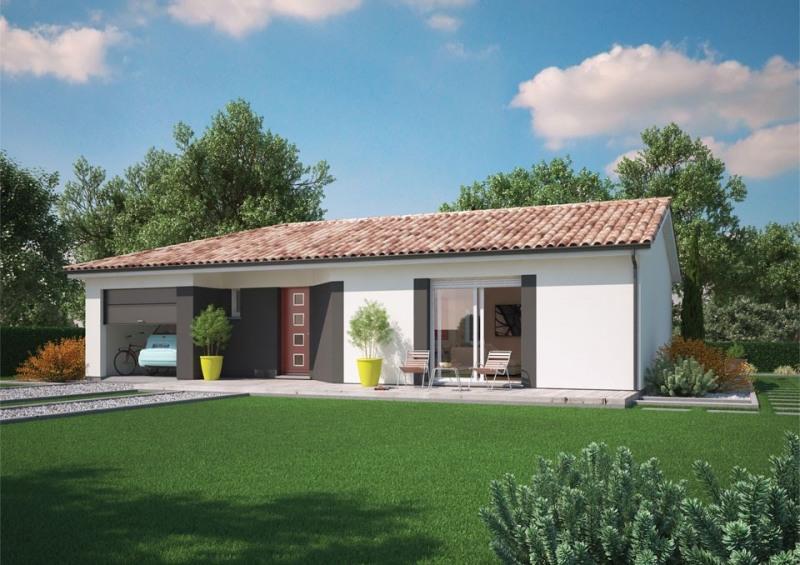Maison  4 pièces + Terrain 1373 m² Cestas par Maisons M.C.A. BORDEAUX