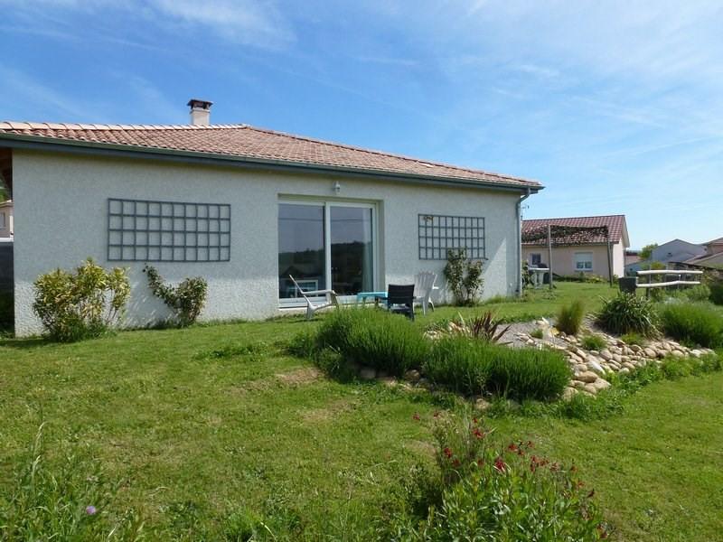 Vente maison / villa Hauterives 185000€ - Photo 2