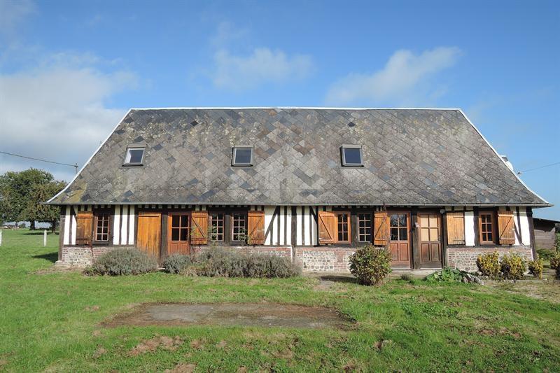 Vente maison / villa Pont audemer 107500€ - Photo 1