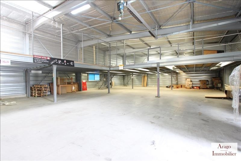 Location local commercial Rivesaltes 2800€ HT/HC - Photo 3