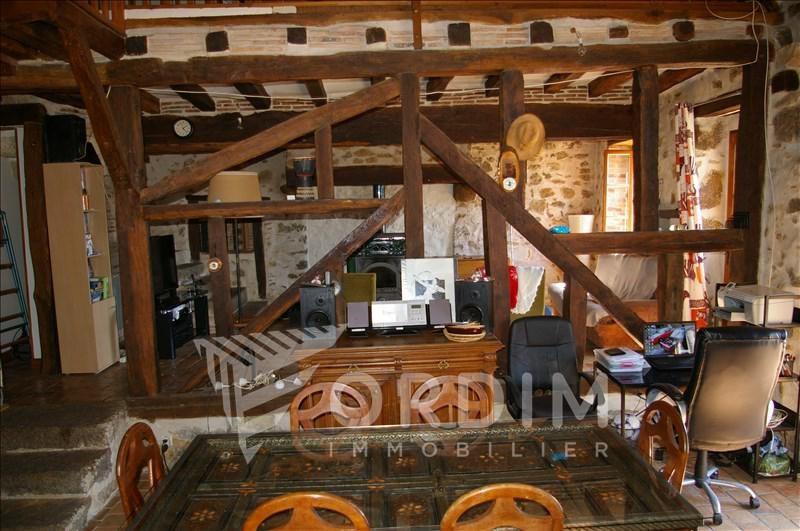 Sale house / villa St sauveur en puisaye 99000€ - Picture 2