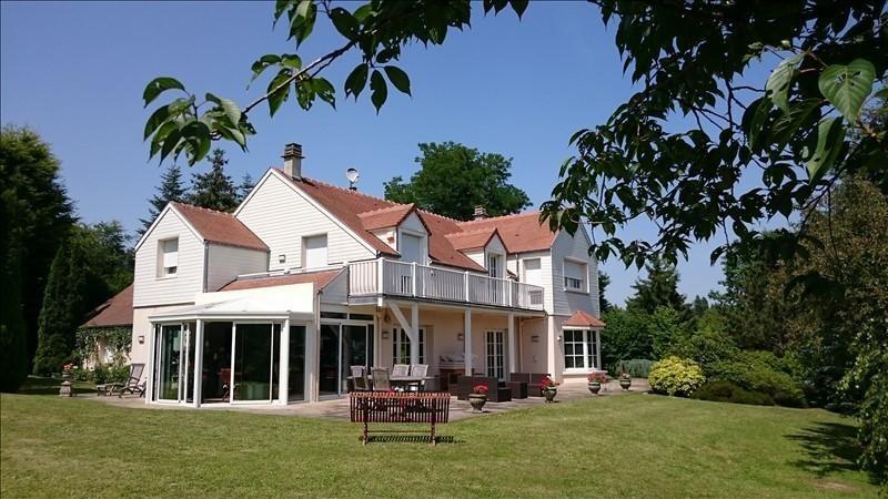 Vente de prestige maison / villa Chambourcy 1595000€ - Photo 1