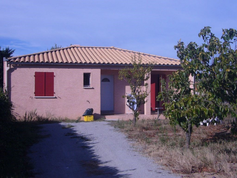 Rental house / villa Bram 630€ CC - Picture 1