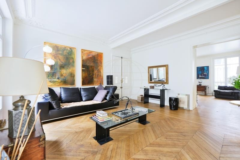 Vente de prestige appartement Paris 9ème 1440000€ - Photo 3