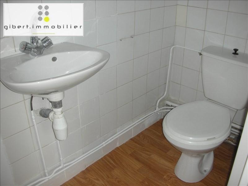 Rental apartment Le puy en velay 291,75€ CC - Picture 4