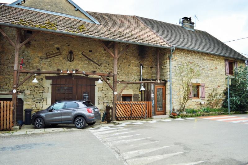 Corps de ferme Boussières