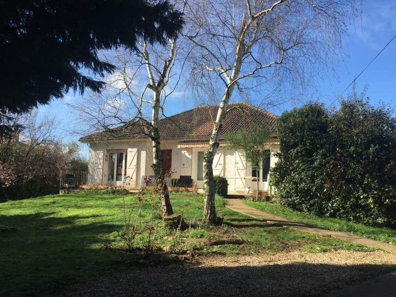 Vente maison / villa Roches premarie andille 165000€ - Photo 1