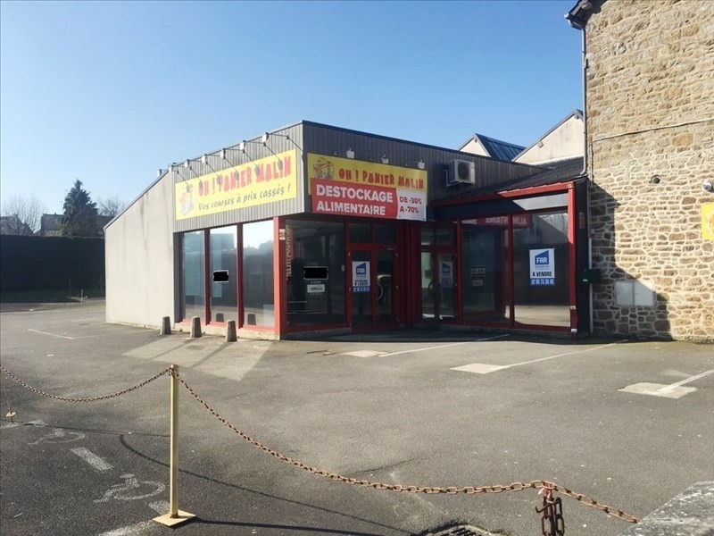 Location local commercial Fougeres 1850€ HT/HC - Photo 1