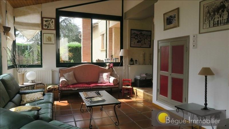 Vente de prestige maison / villa Pibrac 595000€ - Photo 2