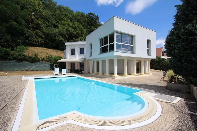 Verkauf von luxusobjekt haus Dommartemont 825000€ - Fotografie 1