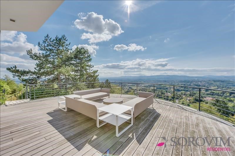 Vente de prestige maison / villa Limonest 1850000€ - Photo 1