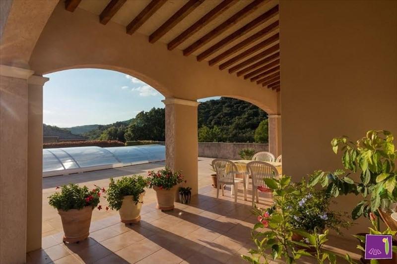 Sale house / villa Goudargues 395000€ - Picture 3