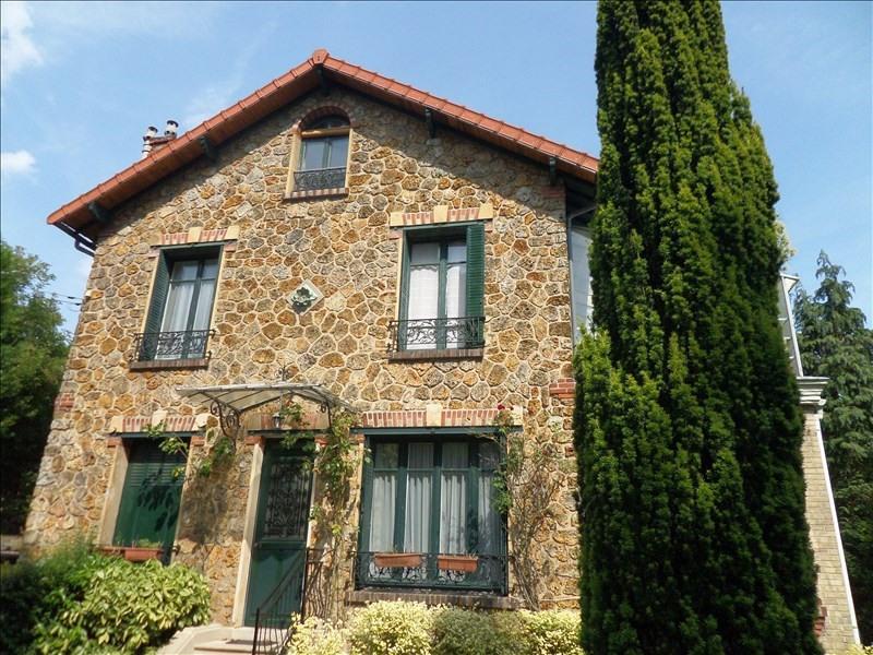 Sale house / villa La celle st cloud 850000€ - Picture 1