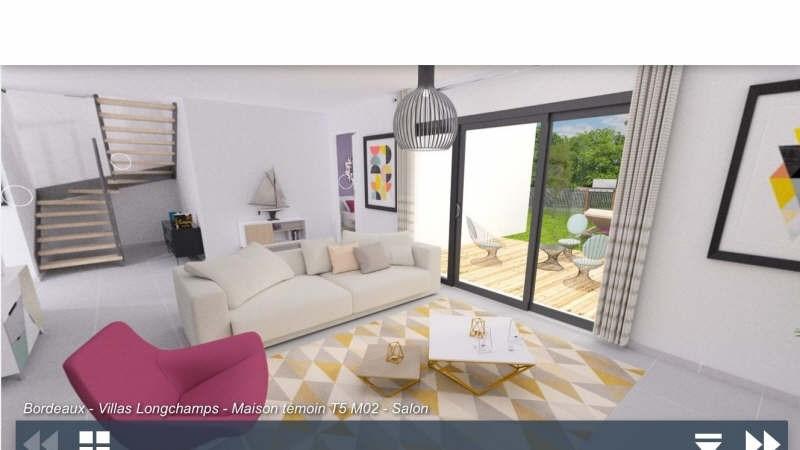 Vente maison / villa Bordeaux caudéran 535500€ - Photo 4
