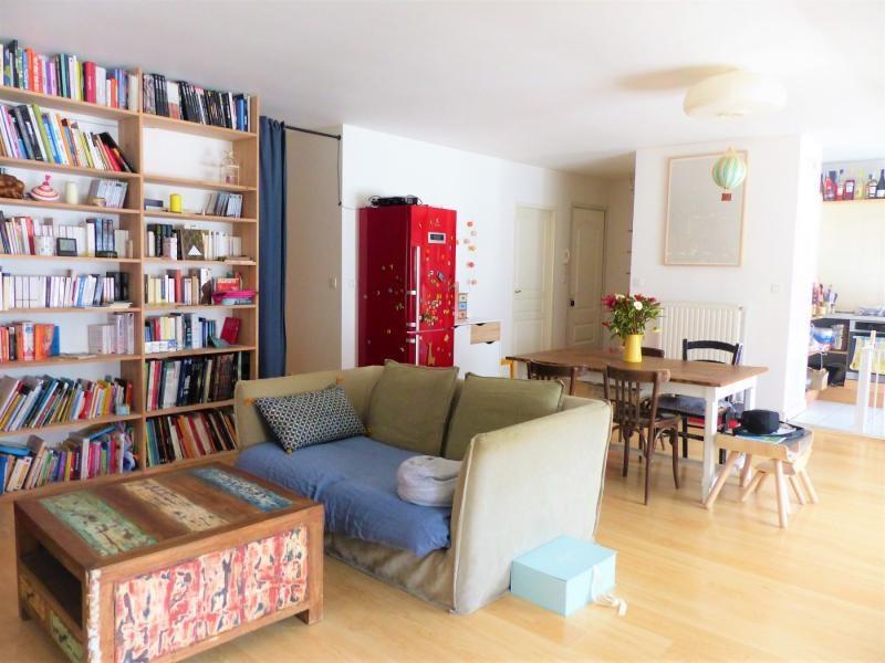 Produit d'investissement appartement Bordeaux 499500€ - Photo 1