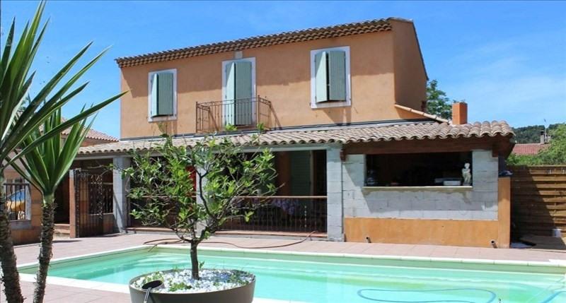 Vente maison / villa Ollioules 455000€ - Photo 1