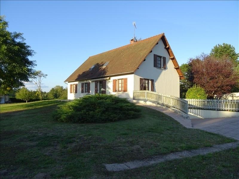 Vente maison / villa Lucenay les aix 181900€ - Photo 2