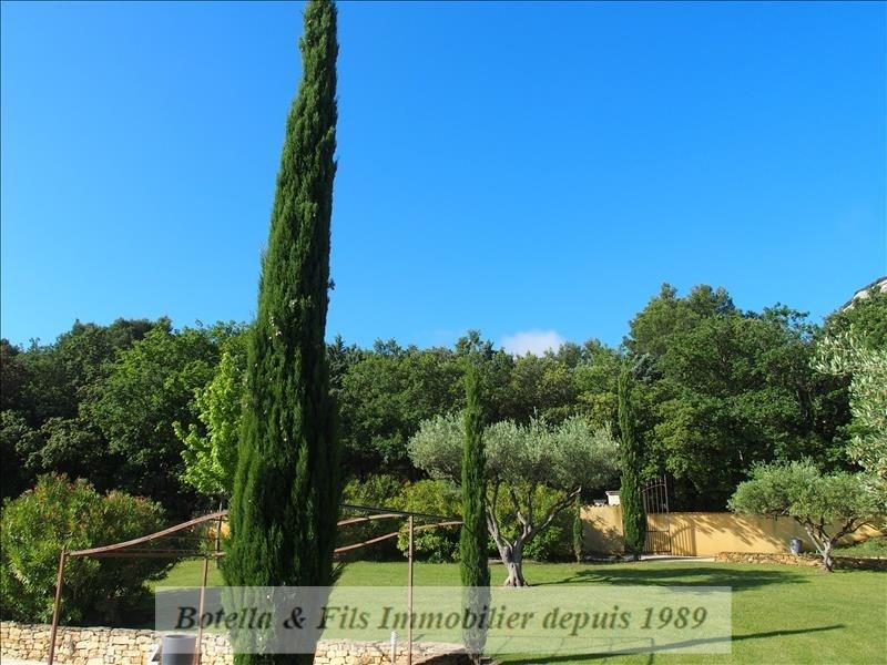 Deluxe sale house / villa Uzes 789500€ - Picture 10