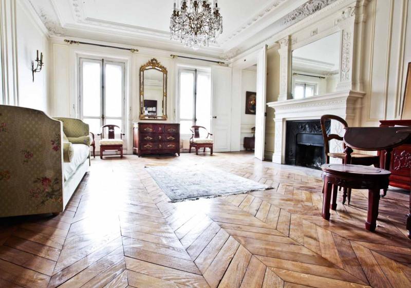 Deluxe sale apartment Paris 5ème 3400000€ - Picture 2