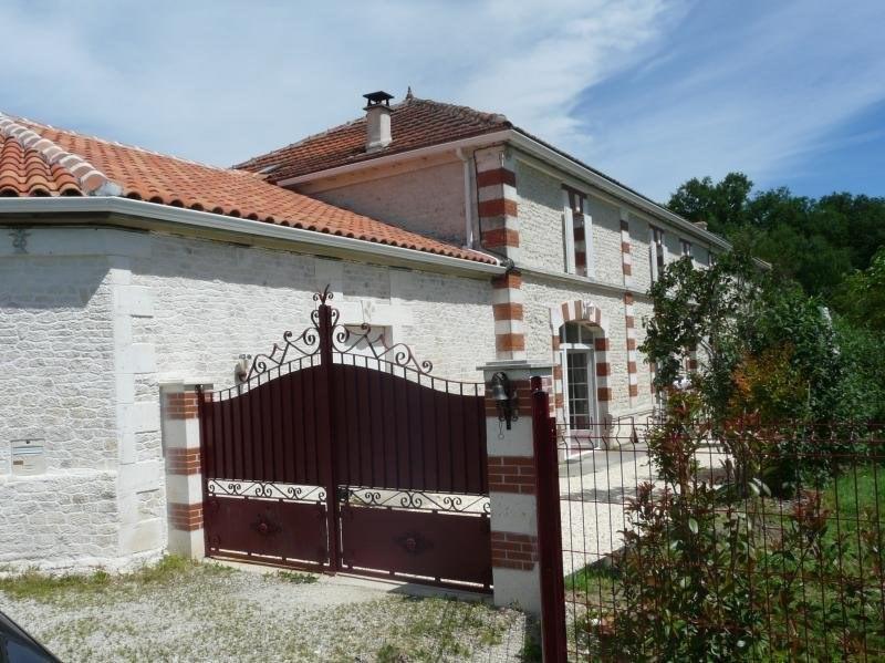 Vente maison / villa Chevanceaux 383000€ - Photo 1