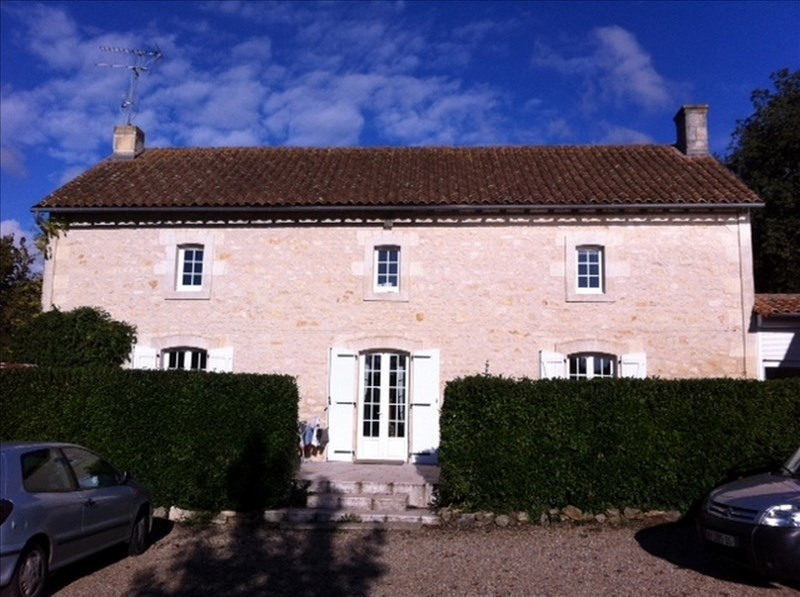 Vente maison / villa St julien l'ars 372 000€ - Photo 9