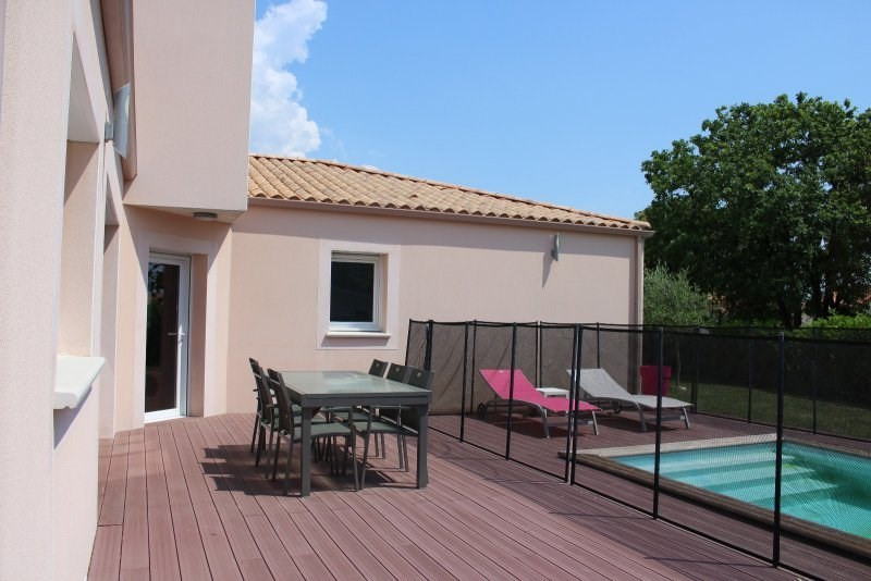 Vente maison / villa Talmont st hilaire 466000€ - Photo 1