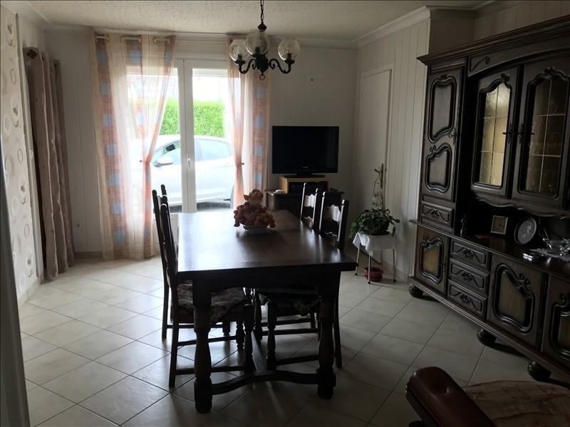Vente maison / villa Notre dame des mauges 86150€ - Photo 3
