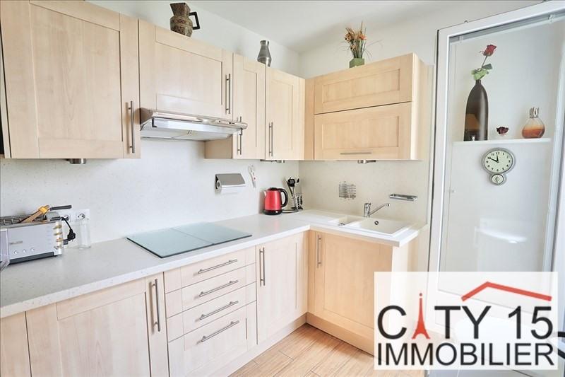 Venta  apartamento Paris 15ème 585000€ - Fotografía 4