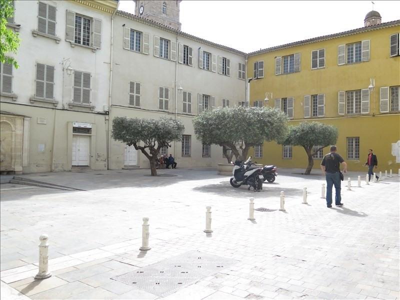 Vente appartement Toulon 63000€ - Photo 1