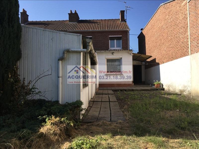 Vente maison / villa Carvin 152000€ - Photo 2