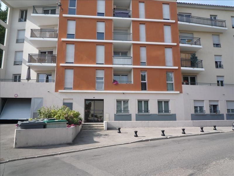 Rental apartment Pont de cheruy 510€ CC - Picture 1