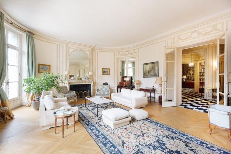 Revenda residencial de prestígio apartamento Paris 16ème 7500000€ - Fotografia 2