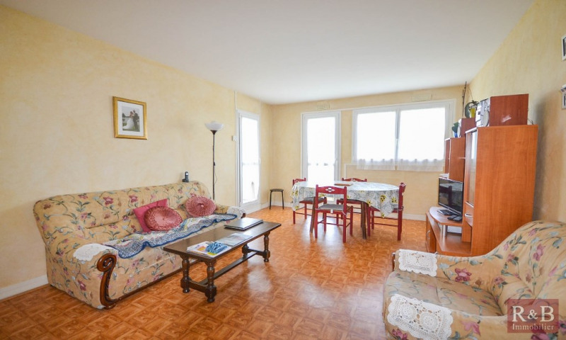 Vente appartement Plaisir 225000€ - Photo 2
