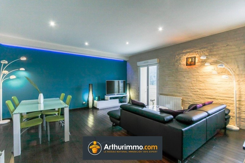 Vente appartement Morestel 168000€ - Photo 1