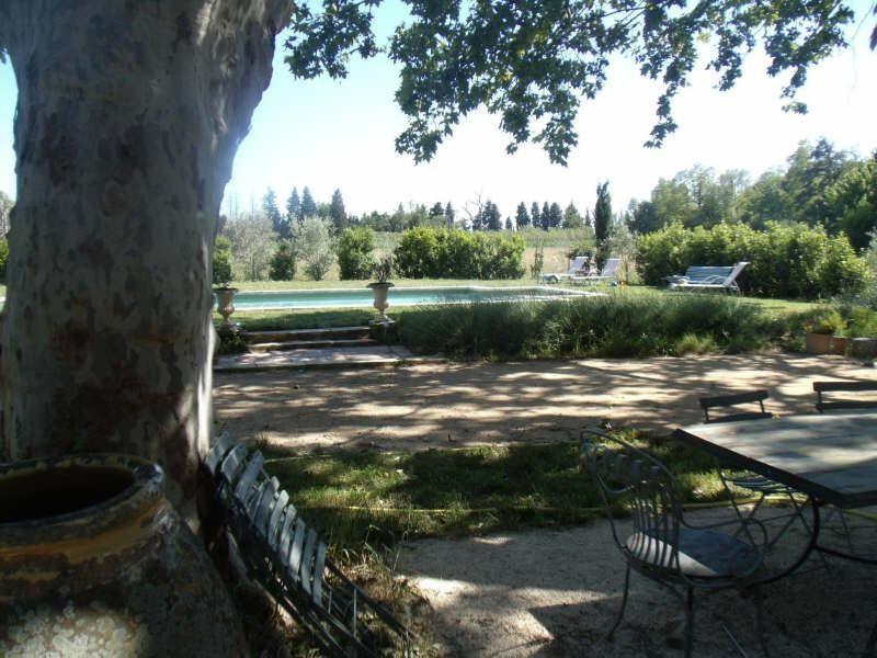 Immobile residenziali di prestigio casa Montfavet 835000€ - Fotografia 2