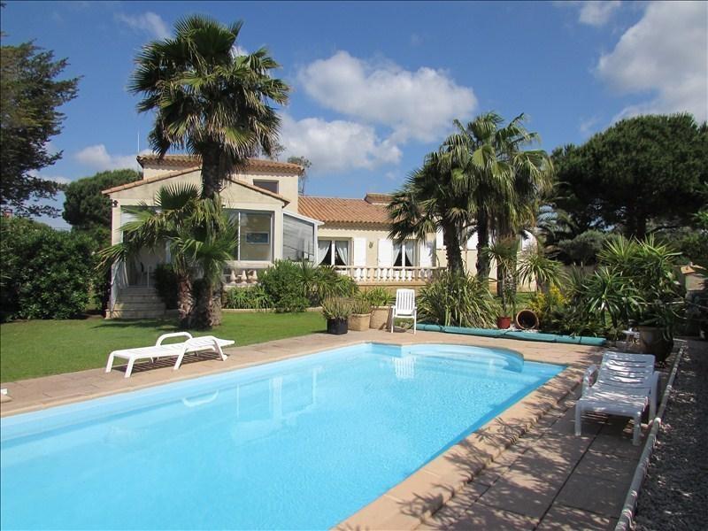 Vente de prestige maison / villa Le grau d agde 615000€ - Photo 1