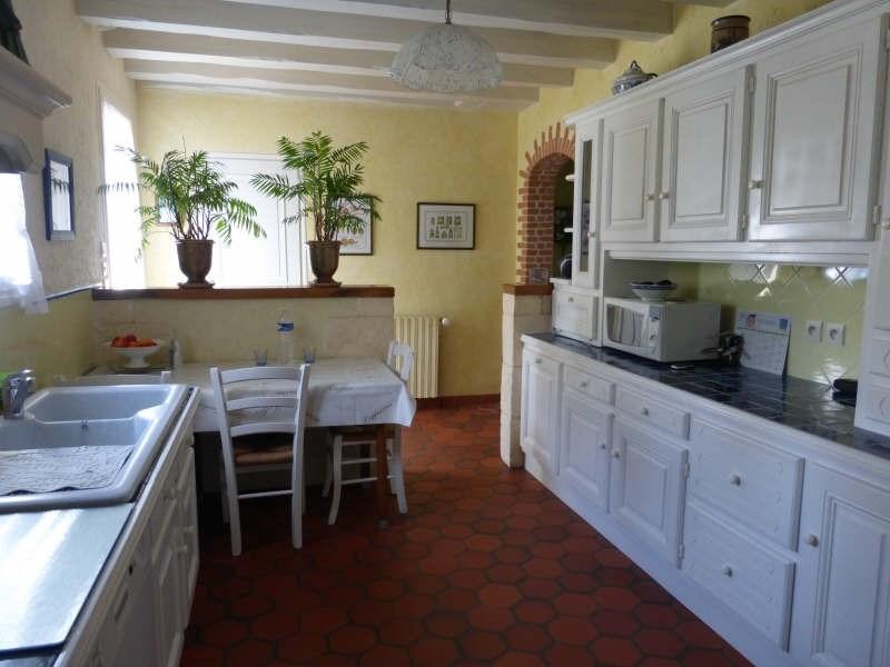 Vente maison / villa Roches premarie andille 269000€ - Photo 2