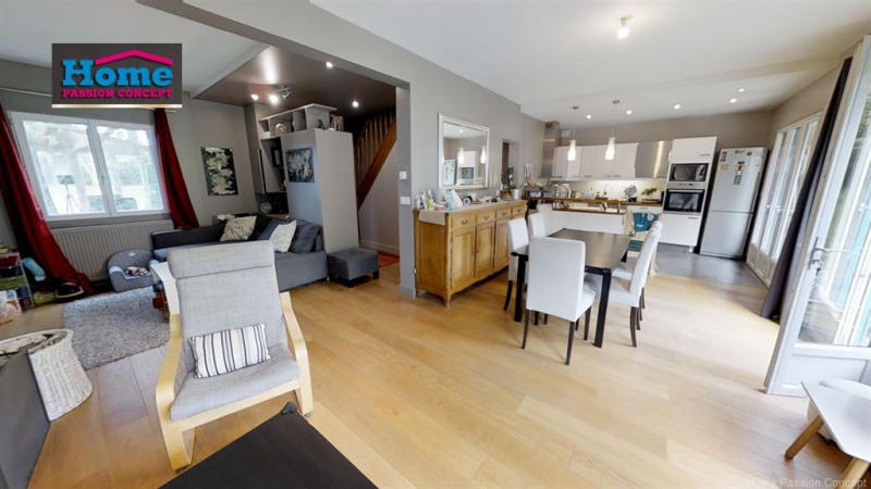 Rental house / villa Nanterre 3300€ CC - Picture 1