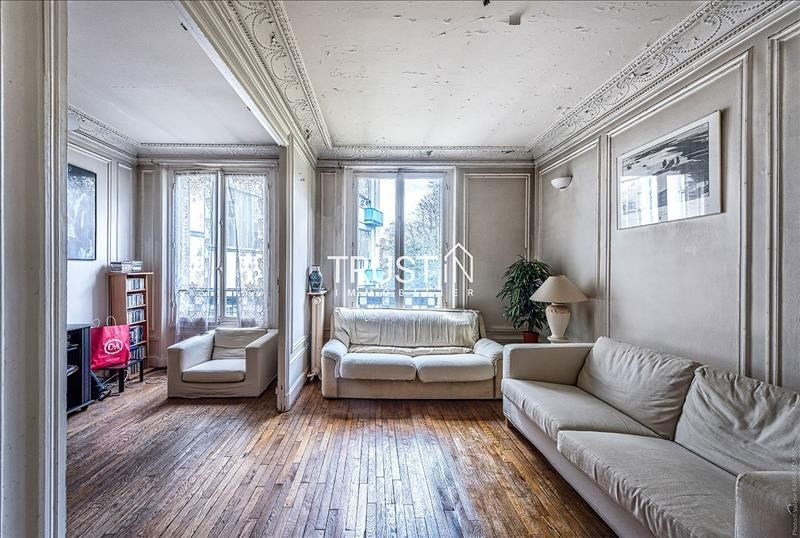 Vente appartement Paris 15ème 452000€ - Photo 2