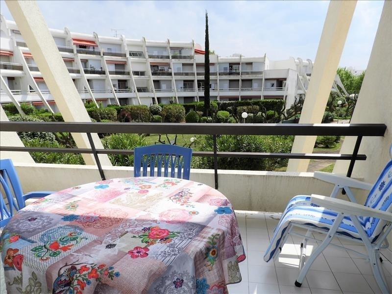 Vente appartement La grande motte 88000€ - Photo 1