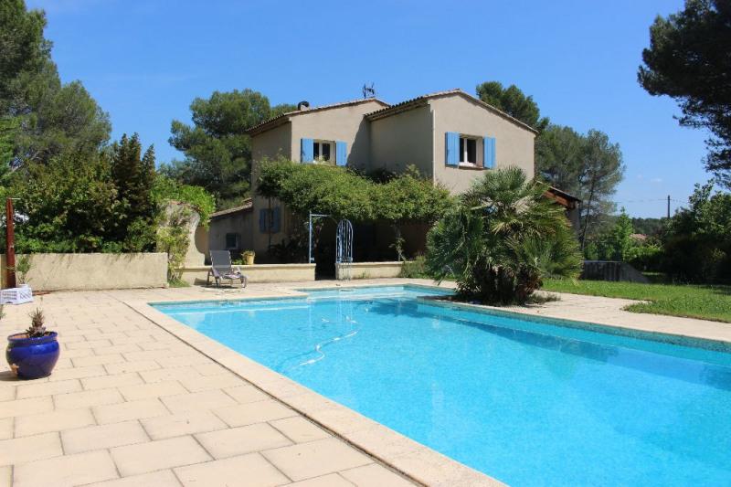Immobile residenziali di prestigio casa Lambesc 695000€ - Fotografia 1