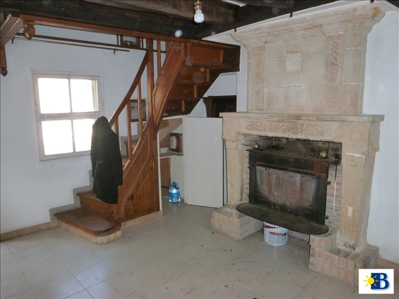 Vente maison / villa Chatellerault 45 000€ - Photo 2