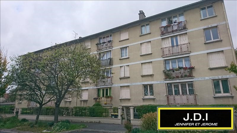 Sale apartment Villetaneuse 135000€ - Picture 1